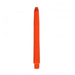 Nylon Schaft Fluro Orange (mittel 48mm)