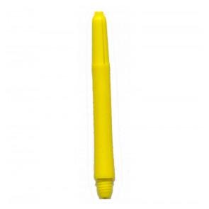 Nylon Schaft gelb (mittel 48mm)