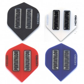 Pentathlon HD 150 Dart Flight Set