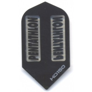 Pentathlon HD 150 SLIM Extra Stark - Trans Schwarz