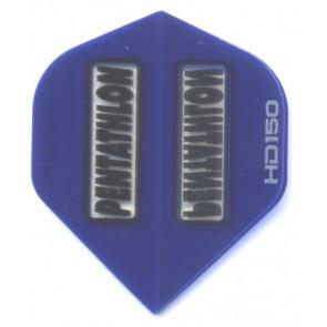 Pentathlon HD 150 FULLSIZE Extra Stark - Trans Blau