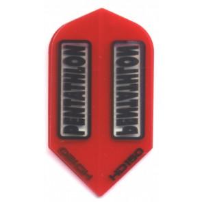 Pentathlon HD 150 SLIM Extra Stark - Trans Rot