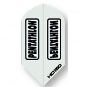 Pentathlon HD 150 SLIM Extra Stark - Weiß