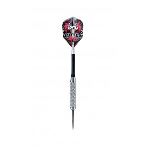 Harrows Assassin 80% Tungsten K - Steeldarts - 29 Gramm