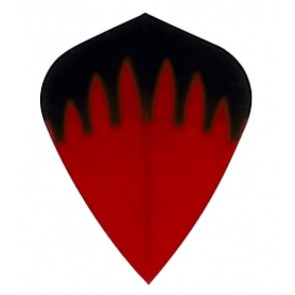 "Poly ""Rote Flammen"" KITE Flights"