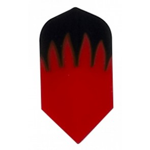 "Poly ""Rote Flammen"" SLIM Flights"
