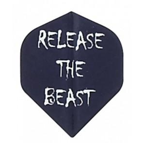 "Ruthless ""Release The Beast"" Flights - Schwarz"