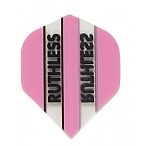 Ruthless Fullsize Flights - Trans Pink