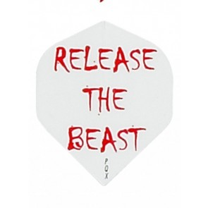 "Ruthless ""Release The Beast"" Flights - Weiß"