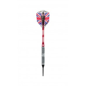 Harrows Eric Bristow 95% Tungsten K - Softdarts