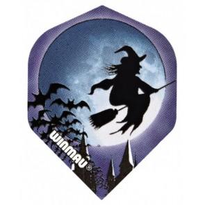 Winmau 6900-102 Mega Std Witch Fullsize Flight